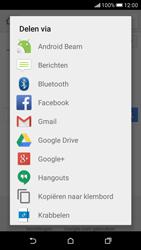HTC Desire 626 - Internet - Hoe te internetten - Stap 19
