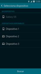 Samsung G900F Galaxy S5 - Bluetooth - Transferir archivos a través de Bluetooth - Paso 11