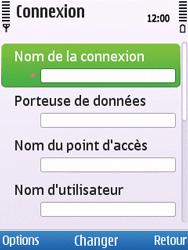Nokia C5-00 - Internet - Configuration manuelle - Étape 13