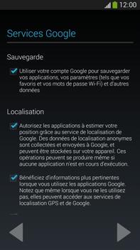 Samsung Galaxy Note 3 - Premiers pas - Créer un compte - Étape 21