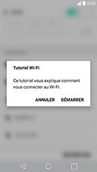 LG G5 SE - Android Nougat - WiFi et Bluetooth - Configuration manuelle - Étape 5