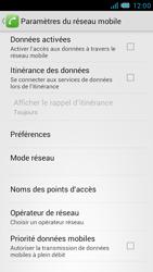 Bouygues Telecom Bs 471 - Internet et connexion - Désactiver la connexion Internet - Étape 7