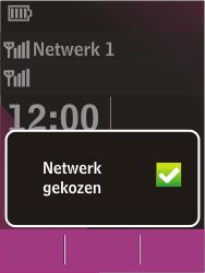 Nokia C2-03 - Bellen - in het buitenland - Stap 10
