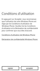 Nokia Lumia 930 - Premiers pas - Créer un compte - Étape 7
