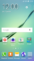 Samsung Galaxy S6 Edge - Applications - Supprimer une application - Étape 1