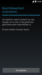 Huawei Ascend G6 - Applicaties - Account aanmaken - Stap 8