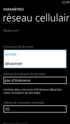 Samsung I8750 Ativ S - Internet - activer ou désactiver - Étape 6