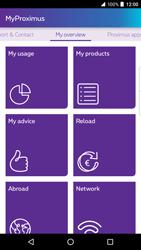 BlackBerry DTEK 50 - Applications - MyProximus - Step 12
