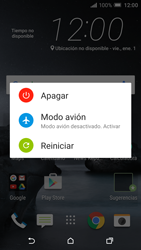 HTC One A9 - Mensajería - Configurar el equipo para mensajes multimedia - Paso 17