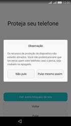 Huawei Y6 - Primeiros passos - Como ativar seu aparelho - Etapa 10