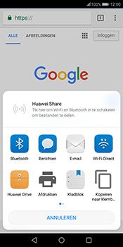 Huawei Mate 10 Lite (Model RNE-L21) - Internet - Hoe te internetten - Stap 20