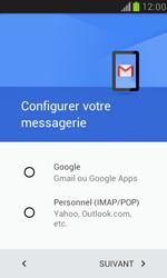 Samsung I8190 Galaxy S III Mini - E-mail - Configuration manuelle (gmail) - Étape 7