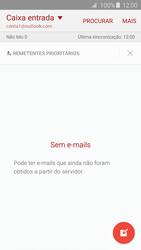 Samsung Galaxy S6 Edge - Email - Adicionar conta de email -  4