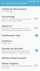 Samsung Galaxy S7 Edge - Funciones básicas - Uso de la camára - Paso 10