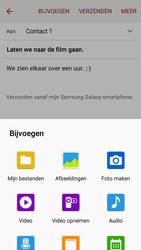 Samsung J500F Galaxy J5 - E-mail - Hoe te versturen - Stap 11