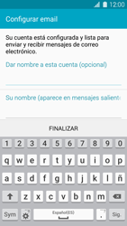 Samsung G900F Galaxy S5 - E-mail - Configurar Yahoo! - Paso 9