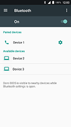 Doro 8035 - Bluetooth - Pair with another device - Step 9