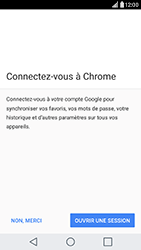 LG G5 SE - Android Nougat - Internet - Navigation sur internet - Étape 3