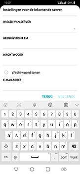 LG g7-fit-dual-sim-lm-q850emw - E-mail - Account instellen (POP3 zonder SMTP-verificatie) - Stap 13