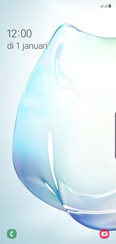 Samsung galaxy-note-10-dual-sim-sm-n970f - Beveiliging en ouderlijk toezicht - PUK code invoeren - Stap 5