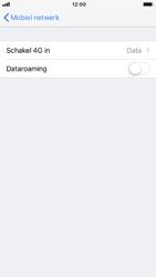 Apple iPhone 6s - iOS 12 - Netwerk - Wijzig netwerkmodus - Stap 5