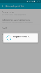 Samsung Galaxy A3 (2016) - Red - Seleccionar una red - Paso 9