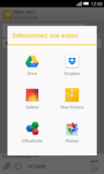 Alcatel Pop S3 (OT-5050X) - MMS - envoi d'images - Étape 13