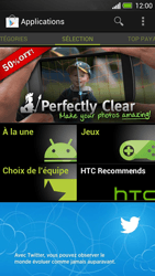 HTC One - Applications - Télécharger une application - Étape 4