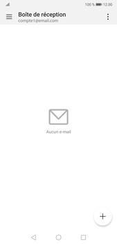 Huawei P20 Pro Android Pie - E-mail - Envoi d