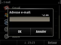 Nokia E6-00 - E-mail - Configuration manuelle - Étape 7