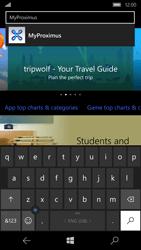 Microsoft Lumia 950 - Applications - MyProximus - Step 6