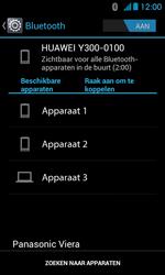 Huawei Ascend Y300 - Bluetooth - Headset, carkit verbinding - Stap 6