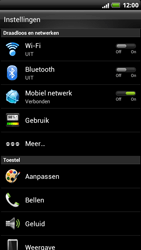 HTC Z715e Sensation XE met OS 4 ICS - Internet - Handmatig instellen - Stap 4