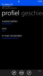 Nokia Lumia 1520 - Contacten en data - Contacten overzetten via Bluetooth - Stap 10