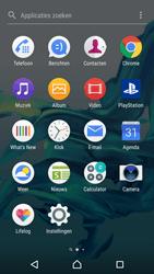 Sony Xperia XZ (F8331) - Contacten en data - Contacten kopiëren van toestel naar SIM - Stap 3