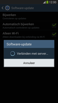 Samsung N9005 Galaxy Note III LTE - Software updaten - Update installeren - Stap 9