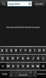 BlackBerry Z10 - Applications - Télécharger une application - Étape 15