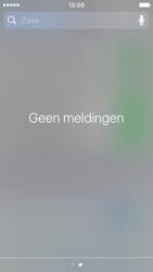 Apple iPhone SE - iOS 10 - iOS features - Bewerk meldingen - Stap 15