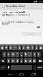LG D821 Google Nexus 5 - E-mail - Account instellen (IMAP zonder SMTP-verificatie) - Stap 18