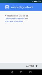 Huawei P8 Lite - E-mail - Configurar Gmail - Paso 13