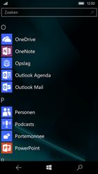 Microsoft Lumia 950 - E-mail - Handmatig instellen (gmail) - Stap 3