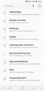 Samsung galaxy-a8-2018-sm-a530f-android-oreo - Internet - Uitzetten - Stap 4