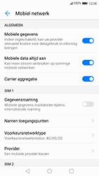 Huawei P8 Lite (2017) - Netwerk - 4G activeren - Stap 7