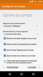Crosscall Action X3 - E-mails - Ajouter ou modifier votre compte Outlook - Étape 14