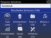 BlackBerry 9620 - Aplicativos - Como baixar aplicativos - Etapa 12