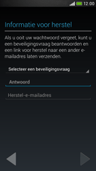 HTC Desire 601 - Applicaties - Account aanmaken - Stap 12