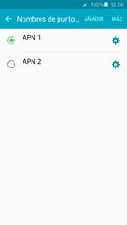 Samsung Galaxy S6 - Internet - Configurar Internet - Paso 16