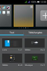 Alcatel Pixi 3 Dual Sim - Applications - Personnaliser l