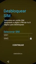 Motorola Moto E (2ª Geração) - Primeiros passos - Como ativar seu aparelho - Etapa 9