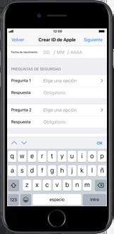 Apple iPhone 6 - iOS 11 - Aplicaciones - Tienda de aplicaciones - Paso 11